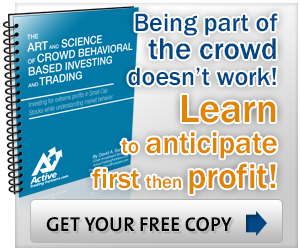 The Art and Science of Crowd Behavioral Based Investing and Trading