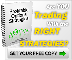 FREE - Profitable Options Strategies - ebook