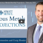 Sprott Precious Metals Projections
